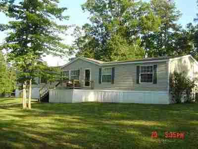 Manufactured Home Sold: 150 Crooked Oaks Lane