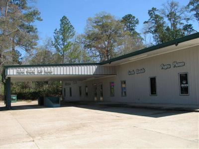 Angelina County, Jasper County, Nacogdoches County, Newton County, Sabine County, San Augustine County, Shelby County Commercial For Sale: 625 W Houston