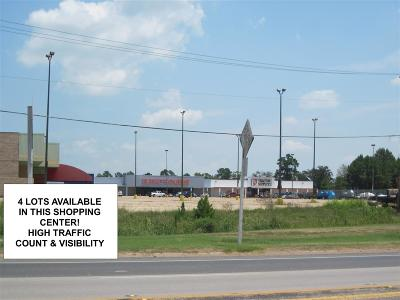 Center Residential Lots & Land For Sale: Tenaha Street N Parcels 1, 2, 3 & 4