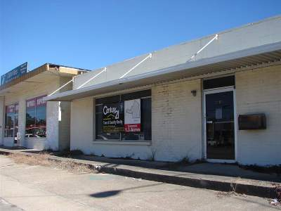 Angelina County, Jasper County, Nacogdoches County, Newton County, Sabine County, San Augustine County, Shelby County Commercial For Sale: 1342 S. Wheeler