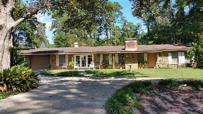 Jasper Single Family Home For Sale: 2950 Fm 2799