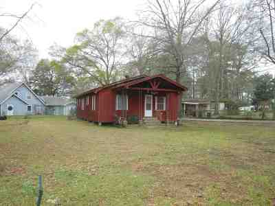 Burkeville, Hemphill Single Family Home For Sale: 510 Persimmon