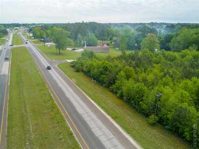 Jasper Residential Lots & Land For Sale: 1801 W Gibson #Hwy 190