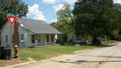 Center Single Family Home For Sale: 304,306,308 Houston St #300 Elli