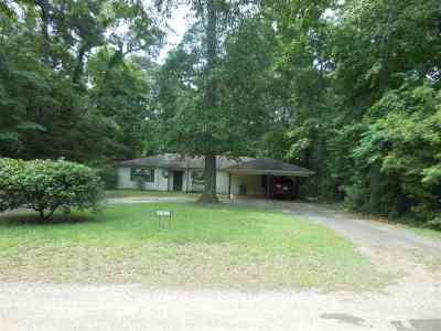 Bon Weir, Bon Wier, Burkeville, Wiergate, Hemphill, Milam, Shelbyvile, Shelbyville Single Family Home For Sale: 331 Admiral #Pendleto