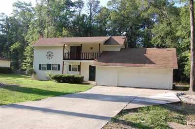 Huntington, Zavalla, Brookeland, Etoile, Broaddus, Bronson Single Family Home For Sale: 124 Brooke Lane #Rayburn