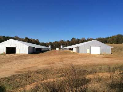 Angelina County, Jasper County, Nacogdoches County, Newton County, Sabine County, San Augustine County, Shelby County Farm & Ranch For Sale: 760 Cr 1548