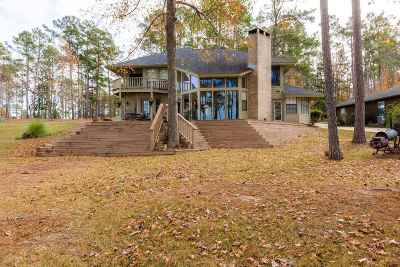 Brookeland Single Family Home For Sale: 213 Private Road 6070
