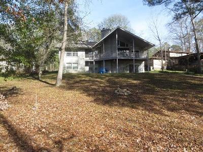 Hemphill Single Family Home For Sale: 350 Drifwood Loop