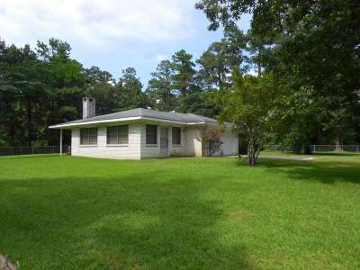 Wiergate Single Family Home For Sale: 8262 Hwy 63 W #County R