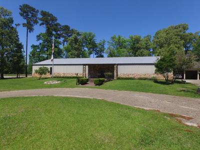 Angelina County, Jasper County, Nacogdoches County, Newton County, Sabine County, San Augustine County, Shelby County Farm & Ranch For Sale: 6258 Hwy 190 West