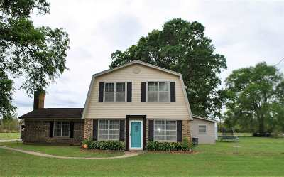 Kirbyville Single Family Home Pending With Contingency: 746 Cr 619