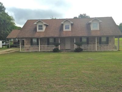 Fred Single Family Home For Sale: 1163 County Road 4640