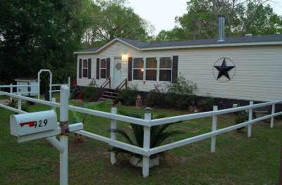 Manufactured Home Sold: 929 Cr 4110 #Dam B