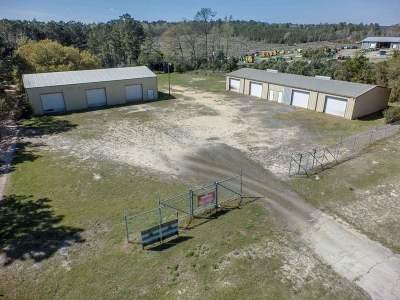 Angelina County, Jasper County, Nacogdoches County, Newton County, Sabine County, San Augustine County, Shelby County Commercial For Sale: 4431 Hwy 96 N.