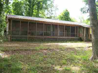 Milam Manufactured Home For Sale: 168 Lake Drive