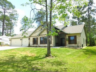 Brookeland Single Family Home For Sale: 145 Maple