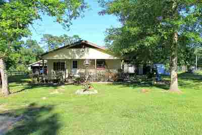 Kirbyville Single Family Home For Sale: 341 County Road 598