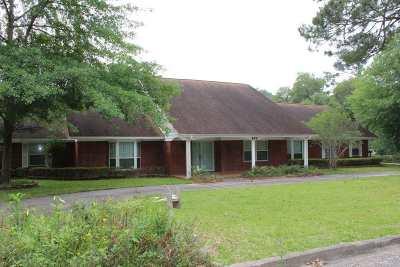 Jasper Single Family Home For Sale: 409 Collier St.
