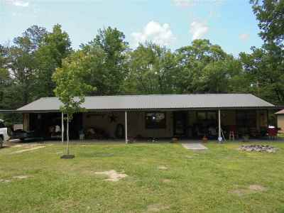 Burkeville Single Family Home For Sale: 891 County Road 2132