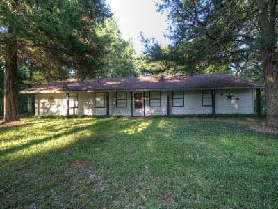 Broaddus Single Family Home For Sale: 2761 Fm 705
