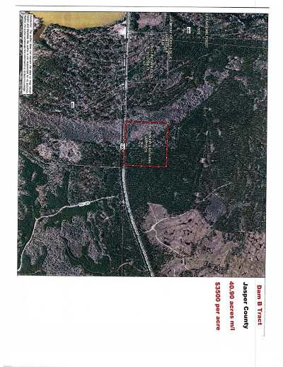 Residential Lots & Land For Sale: Hwy 190 W #Dam B Tr
