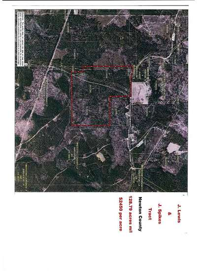 Residential Lots & Land For Sale: Co. Rd. 1089 #J Lewis