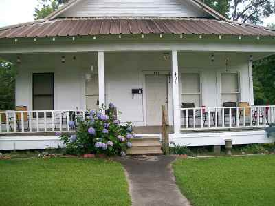Kirbyville Single Family Home For Sale: 401 W Main