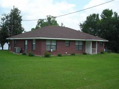 Milam Single Family Home For Sale: 355 Hilton Drive