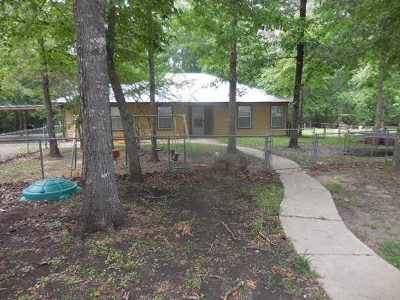 Burkeville, Hemphill, Hemphill Sub-division, Milam, Shelbyville Single Family Home For Sale: 581 Angela