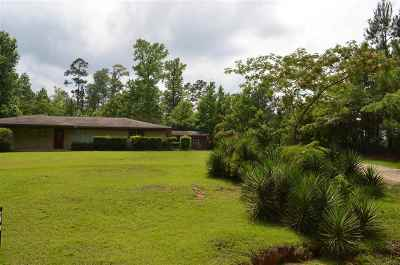 Burkeville Single Family Home For Sale: 293 County Road 2100 #APPROX 1