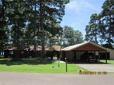 Hemphill Single Family Home Pending With Contingency: 340 Lake View Dr.