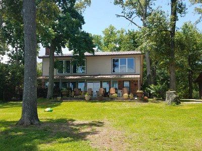 Hemphill Single Family Home For Sale: 448 Hideaway Loop