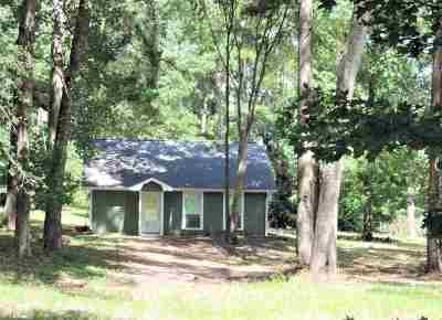 Newton County, Sabine County Single Family Home For Sale: 185 Appomattox St.