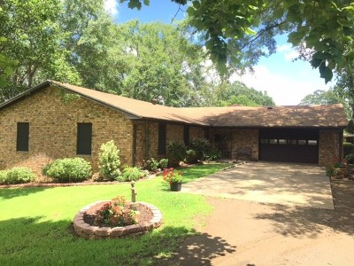 Newton County, Sabine County Single Family Home For Sale: 165 Sunny Dale Lane
