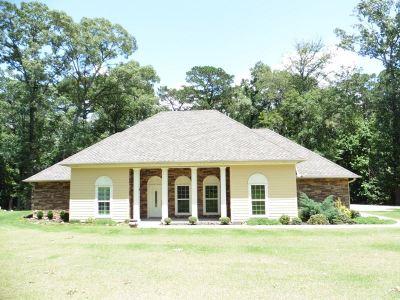Burkeville, Hemphill Single Family Home For Sale: 234 Sam Houston St