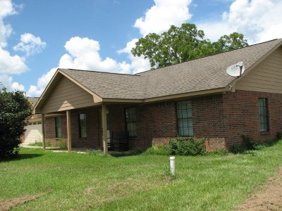 Newton Single Family Home For Sale: 241 Co. Rd. 3031