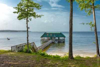 Burkeville, Hemphill Single Family Home For Sale: 255 & 209 Laguna Point