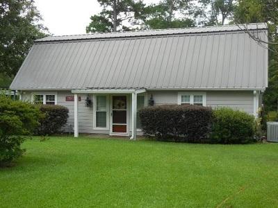 Burkeville, Hemphill Single Family Home For Sale: 274 Cove Dr.