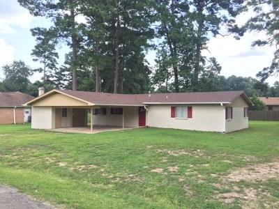Burkeville, Hemphill Single Family Home For Sale: 110 South Parker Blvd.
