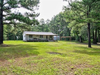 San Augustine Single Family Home For Sale: 7235 Cr 3257