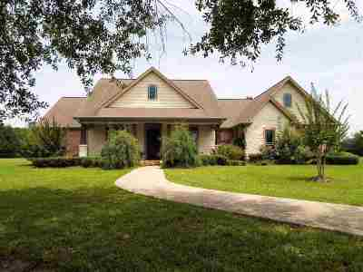 Buna Single Family Home For Sale: 29609 S Us Hwy 96