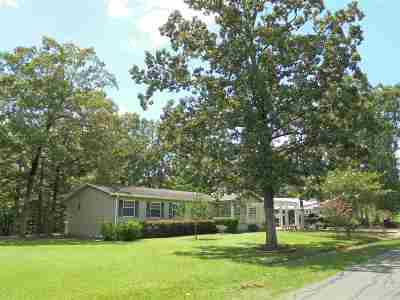 Burkeville Manufactured Home For Sale: 262 Eagle Lane