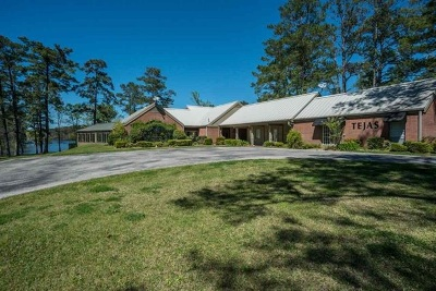 Newton County, Sabine County Single Family Home For Sale: 254 Parkside Loop