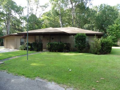 Hemphill TX Single Family Home For Sale: $109,000
