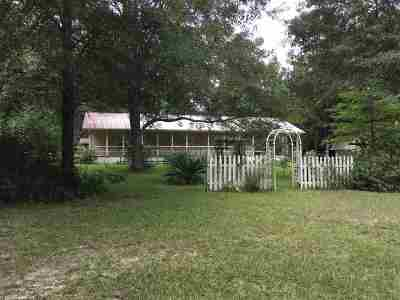 Newton Single Family Home For Sale: 179 Private Road 8014