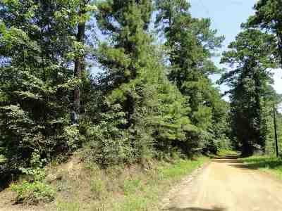San Augustine Residential Lots & Land For Sale: 3584 W Carter Ferry Rd