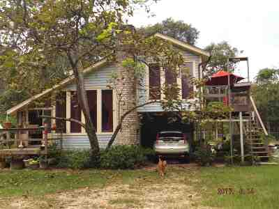 Single Family Home For Sale: 10665 Cr 2001