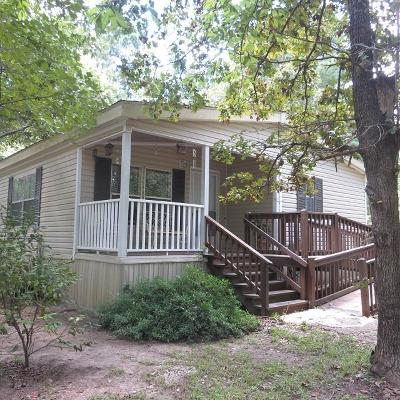 Hemphill TX Single Family Home For Sale: $349,000