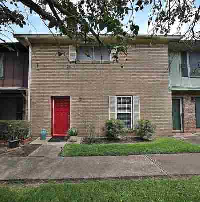Condo/Townhouse For Sale: 321 Pinchback
